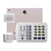 Burglar Alarm Security System
