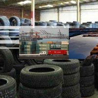 Used Truck Tire