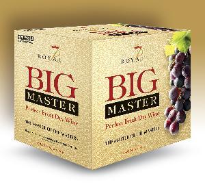 Royal Big Master Perfect Fruit Dry Wine