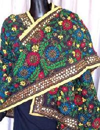 Hand Embroidery Dupatta