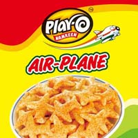 Play-O Airplane Shaped Fryums