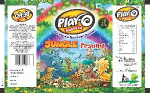 Play-o Jungle Fryums Namkeen