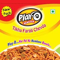Play-O Tikha Farali Chevda Namkeen