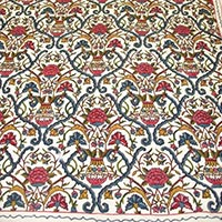 Handmade Embroidered Bed Sheet 06