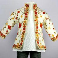 Handmade Embroidered Jacket (05)