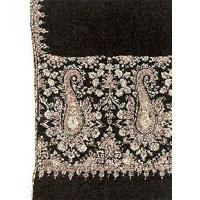 Handmade Embroidery Woolen Shawl (05)