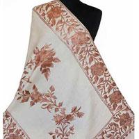 Handmade Embroidery Woolen Shawls