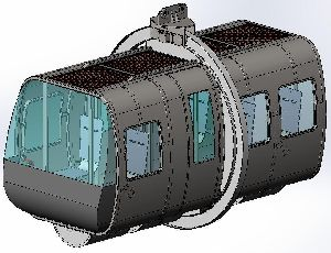 Helicopter Underwater Escape Training Simulator (huet)