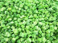 Frozen Chopped Okra