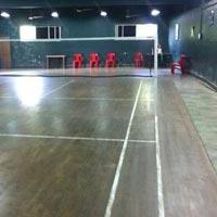 Squash Court Installation