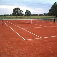Synthetic Clay Court Installation Services