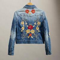 Hand Embroidered Jacket