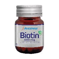 Biotin Tablet Health Food Supplement