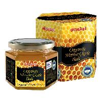 Organic Flower Honey