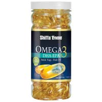 Omega DHA-EPA Fish Oil Softgel Capsules