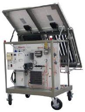 Solar Photovoltaic Trainer