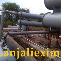Tyre Pyrolysis Machinery