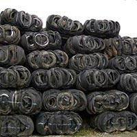 Baled Scrap Tires