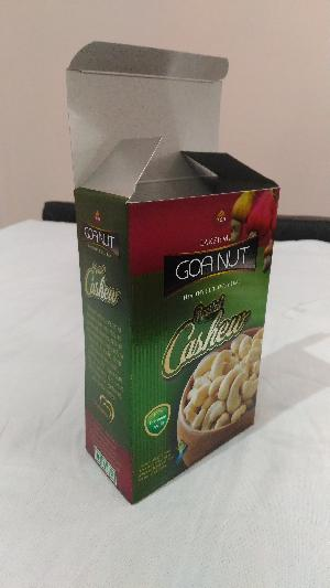 Dry Fruit Packaging Boxes