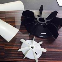 Industrial Motor Fan Blades