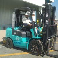 Diesel Forklift Rental Service