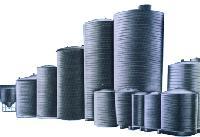 high density polyethylene storage tank