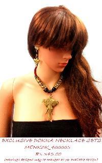 Handmade DOKRA Jewellery