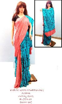 Khesh Kalamkari Saree For Daily Use