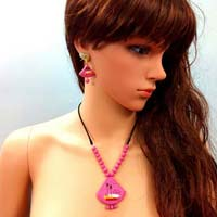 Terracotta Necklace Sets Suits Special Occasions