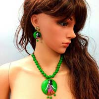 WHOLESALE Terracotta Jewellery for Women who love wearing dress matchi