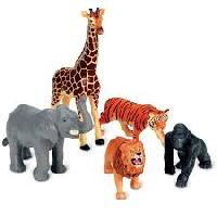 Plastic Animal Toy