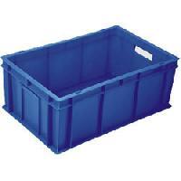 Plastic Molded Crate