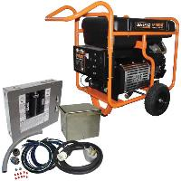 Electric Start Portable Generator