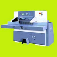 Programmable Guillotine Paper Cutting Machine