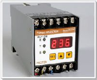 automatic active phase selector The controller connects the load to the active phase using a relay this relay is driven with a transistor the automatic phase selector is a device that links.