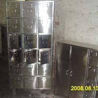 Stainless Steel Locker Cabinet
