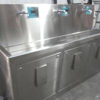 Three Bay Surgical Scrub Sink