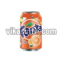 Fanta Orange X 24 330ml Cans