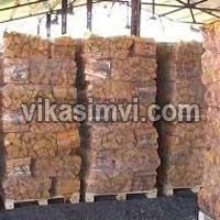 Fire Wood On Pallets