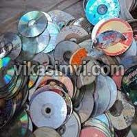Pc Cd Metalize Scrap