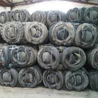 Used Tyres Scrap