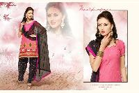 Bridal Cotton Salwar Kameez Suit