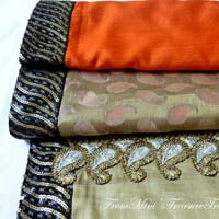 Powerloom Silk Saree