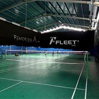 Badminton Court Pvc Flooring