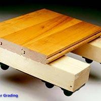 Maple Wood Sports Flooring