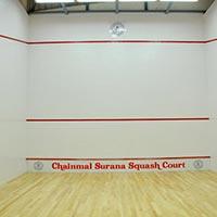 Squash Court Wooden Flooring