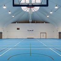 Vinyl Sports Flooring