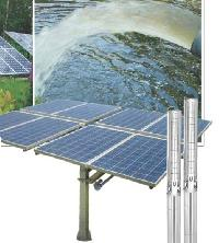 Submersible Solar Water Pumps