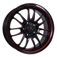16'' 113x5 Bkvrur Automotive Wheels