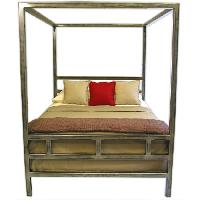 Canopy Steel Bed Frame